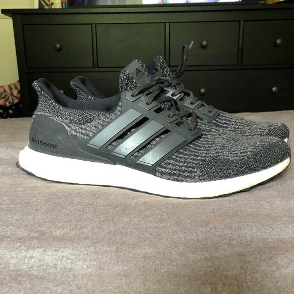 449f9abd7 adidas Other - Men s Adidas Ultraboost Black Grey